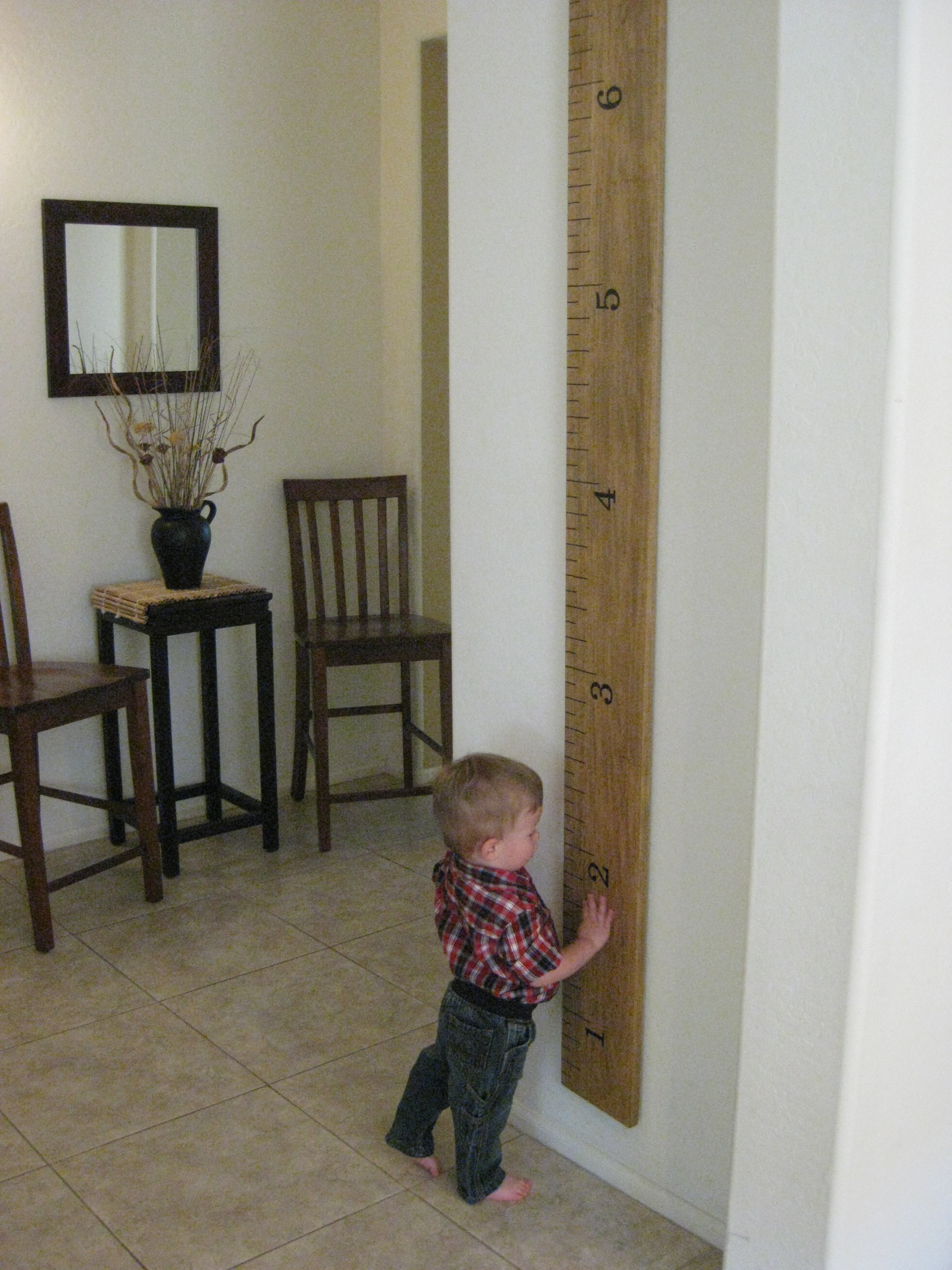 Giant ruler growth chart the moody side of life this way nvjuhfo Gallery